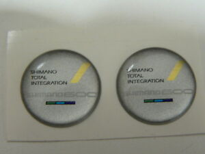couple stickers resin for Shimano 600 sti Ultegra 6400 - 8-v Brake/Shifter Combo