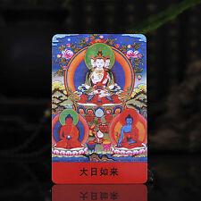 Tibet Tibetan Buddhism  Exquisite painting Amulet thangka Buddha