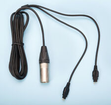 6ft SENNHEISER Balanced 4-Pin XLR (Modified) Headphone Cable for HD 650, HD 660S