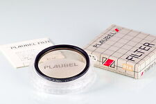 FILTRO PLAUBEL FILTER 62mm NEW IN BOX OLD STOCK 81A AMBAR FOR MAKINA W67