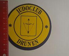 Aufkleber/Sticker: Judoclub Drunen (060117146)