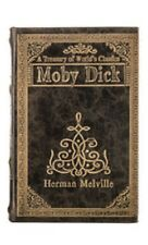 Book Box Hidden Jewelry Secret Fake Faux Vintage - MOBY DICK