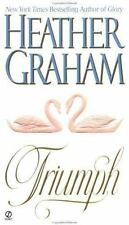 Triumph by Heather Graham (2000, Paperback)