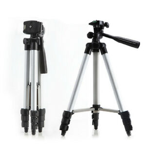Professional tripod stand FOR Digital Camera Camcorder Phone Holder iPhone