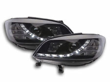 Scheinwerfer Daylight LED TFL-Optik Opel Zafira A Bj. 99-04 schwarz