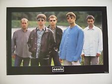 OASIS AUTHENTIC  1996  POSTER