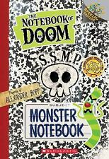Monster Notebook: A Branches Special Edition (the Notebook of Doom) (Paperback o