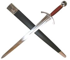 The Archers Sword Full Tang Tempered Battle Ready Hand Forged Sharp Edge Blade