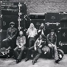 at Fillmore East 12 Inch Analog Allman Brothers Band LP Record