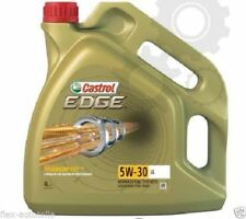 4L CASTROL EDGE 5W-30 DPF OLIO MOTORE MERCEDES BMW VW AUDI PORSCHE MINI SMART