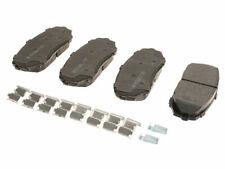 Fits 2007-2015 Mazda CX9 Brake Pad Set Front Akebono 91864FM 2012 2008 2009 2010