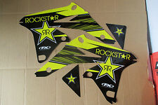 FX TEAM ROCKSTAR GRAPHICS SUZUKI RMZ250 2010 2011 2012 2013 2014 2015 2016