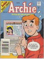 ARCHIE DIGEST MAGAZINE # 137 November 1995 Color Cartoon Comic C-2