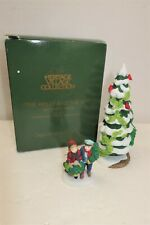Dept. 56 ~ Dickens' Christmas Village Accessory ~ The Holly & The Ivy # 56100