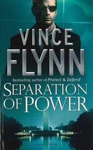 Separation of Power,Vince Flynn- 9781849832571