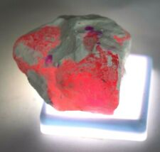 40.00ct Natural Translucent Red Mozambique Ruby Loose Gemstone Mineral Rough