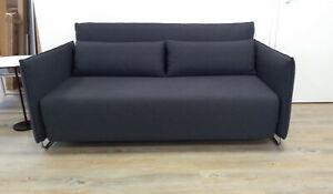 Softline Cord Design Sofa Vision 449 - Schlafsofa
