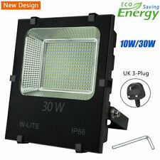 30W Led Outdoor Flood Light, Waterproof Outside Floodlight Security Lights, Supe