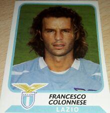 AGGIORNAMENTO FIGURINE CALCIATORI PANINI 2003/04 LAZIO COLONNESE ALBUM