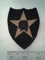 Authentic US Army 2nd Infantry Divsion Insignia Patch SSI