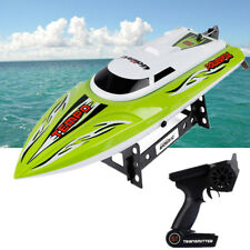 UDI 002 RC Boat 2.4GHz 4CH Remote Control High Speed Electric Racing Toy Green