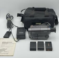 Sony Handycam Vision CCD-TRV22 Camcorder *Tested Working* 8MM #1011