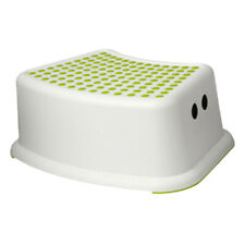 Plastic Step Stool Seat for Toilet  Bathroom Kitchen Stair