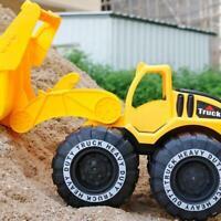 Kids Shining Simulation Car Engineering Excavator Tractor Dump Truck Model Toy