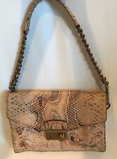 **REDUCED**Prada Python Clutch Handbag