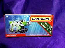 Matchbox Power Grabs Sub Seeker Mbx Road Trip #27/35 Boxed Diecast New Release