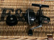 Garcia Mitchell 320 French Classic Reel & Spare Spool, a good one working well