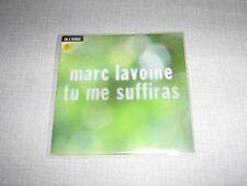 MARC LAVOINE CDS FRANCE TU ME SUFFIRAS