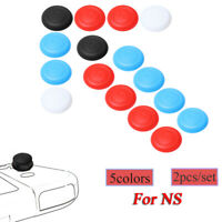 Joystick Cap Silicone Cover Thumb Stick Grip For Nintend Switch NS Controller