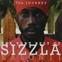 Sizzla - The Journey: The Very Best Of Sizzla (1 CD + 1 DVD)