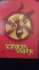 Vintage Linkin park poster 61cm x 91cm