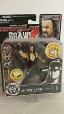WWE BUILD N BRAWL UNDERTAKER ACTION FIGURE SERIES 1(090)