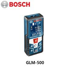 BOSCH GLM 500 Professional Laser Distance Meter Range Finder Measure Tape 50m
