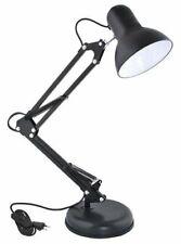 Schreibtischlampe Arbeitsplatzlampe Schreibtisch Leuchte mit Gelenk Arm Retro