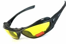 + Night Driving vision HD Glasses Prevention YELLOW Driver Sunglasses Eyeglasses