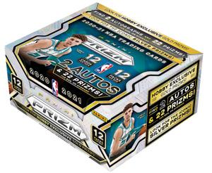 **READ**2020 Panini Prizm Basketball NBA One Hobby Box Random Team Break #1*READ