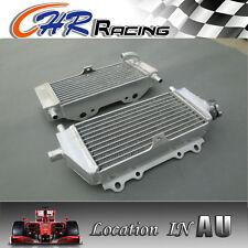 aluminum radiator for Kawasaki KX 250 kx250 2-stroke 2003 2004 03 04