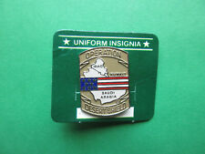 U.S Military U.S Army Operation Desert Shield Iraq Kuwait Saudi Arabia Pin