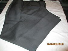 DESIGNER MEN NEW  PANTS BY FERRE, MADE IN ITALY.EU SIZE 58 STANING!