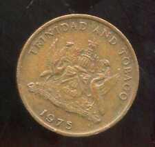 TRINIDAD ET TOBAGO    1  cent  1975   ANM