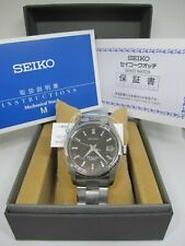 Japanese Seiko Automatic Stainless Steel Men's Watch 1yr Warranty SARB033*au