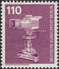 Germania (B) 1975 Industria/Tecnologia/telecamera a colori/TV 1v (n25430g)