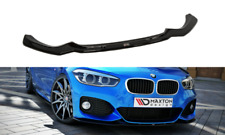 FRONT DIFFUSER (GLOSS BLACK) FITS FOR BMW 1 F20/F21 M-POWER FACELIFT (2015-2018)