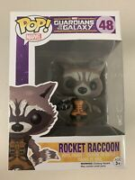 Rocket Raccoon 48 - Guardians of the Galaxy - Funko Pop Vinyl - Vaulted - Marvel