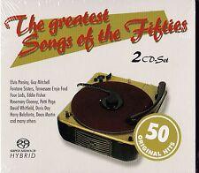 Various Artists - The Greatest Songs Of The Fifties [Digipak] (2SACD)