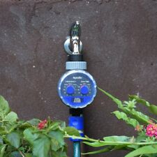 NO Water Pressure Working Battery-Operated Water Tap Timer Irrigation Controller